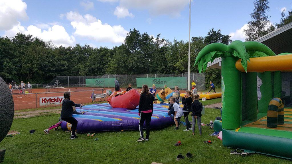 Aktiviteter for børn - Lej sjove aktiviteter