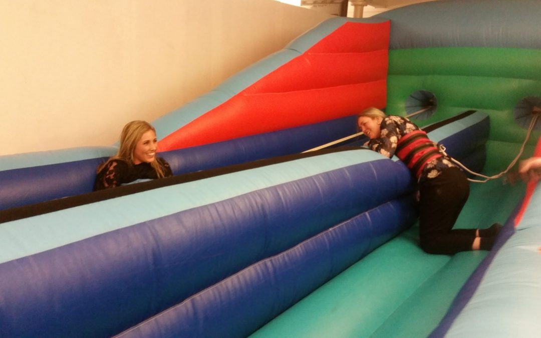 Hoppeborge for voksne