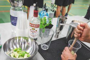Cocktailkursus til polterabend – Vi kommer ud til jer