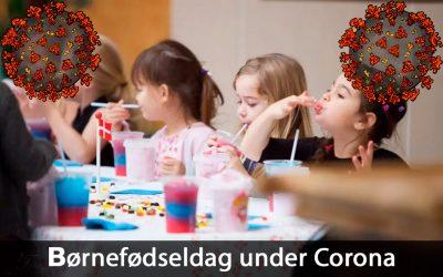 6 Forslag til Børnefødselsdag under Corona Pandemien (COVID-19)